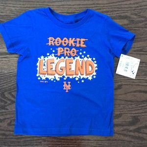 NEW New York Mets 4T T-shirt